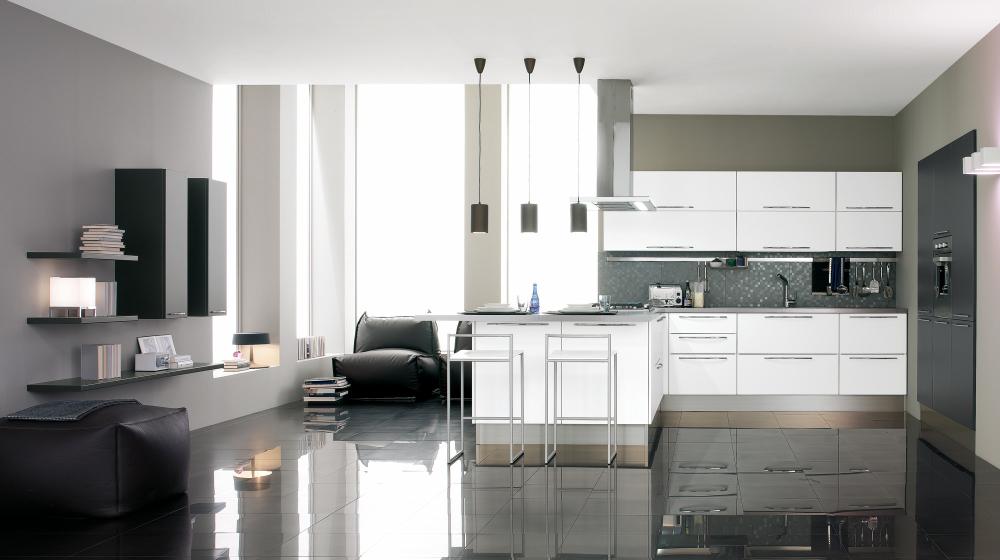 Veneta cucine la qualit fatta a cucina centro cucine oltrepocentro cucine oltrepo - Luce per cucina ...