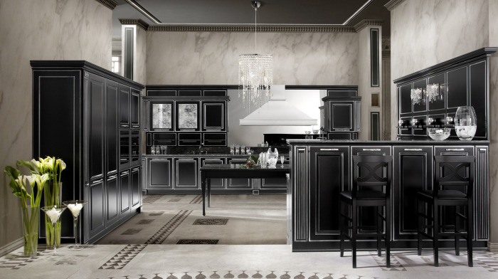 Mirabeau centro cucine oltrepo - Cucine classiche veneta cucine ...