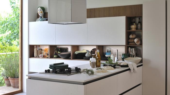 Oyster pro centro cucine oltrepo - Veneta cucine moderne ...