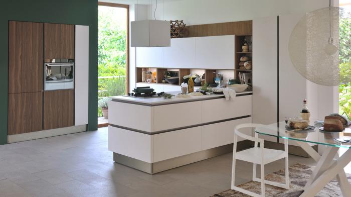tutte le cucine veneta cucine veneta moderne senza maniglia stile ...