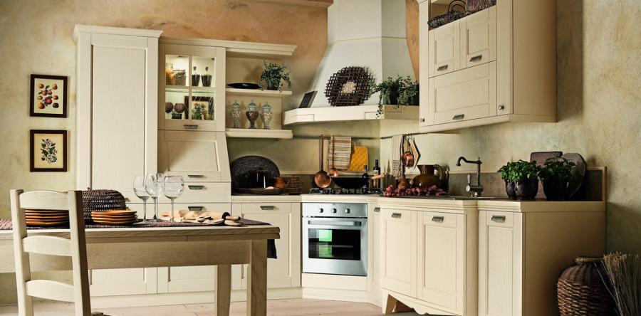 epoca la tradizione del legno una cucina tradizionale da 25 mm di spessore trasmette sensazioni suggestioni e