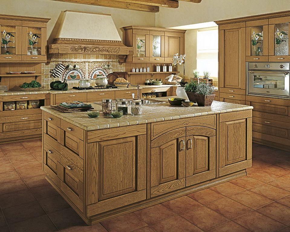 Come Arredare Una Cucina Classica. Foto Articolo Cucine Moderne In ...