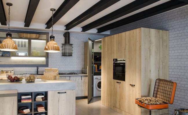 cucina-Loft-nobilitato-rovere-canyon-18