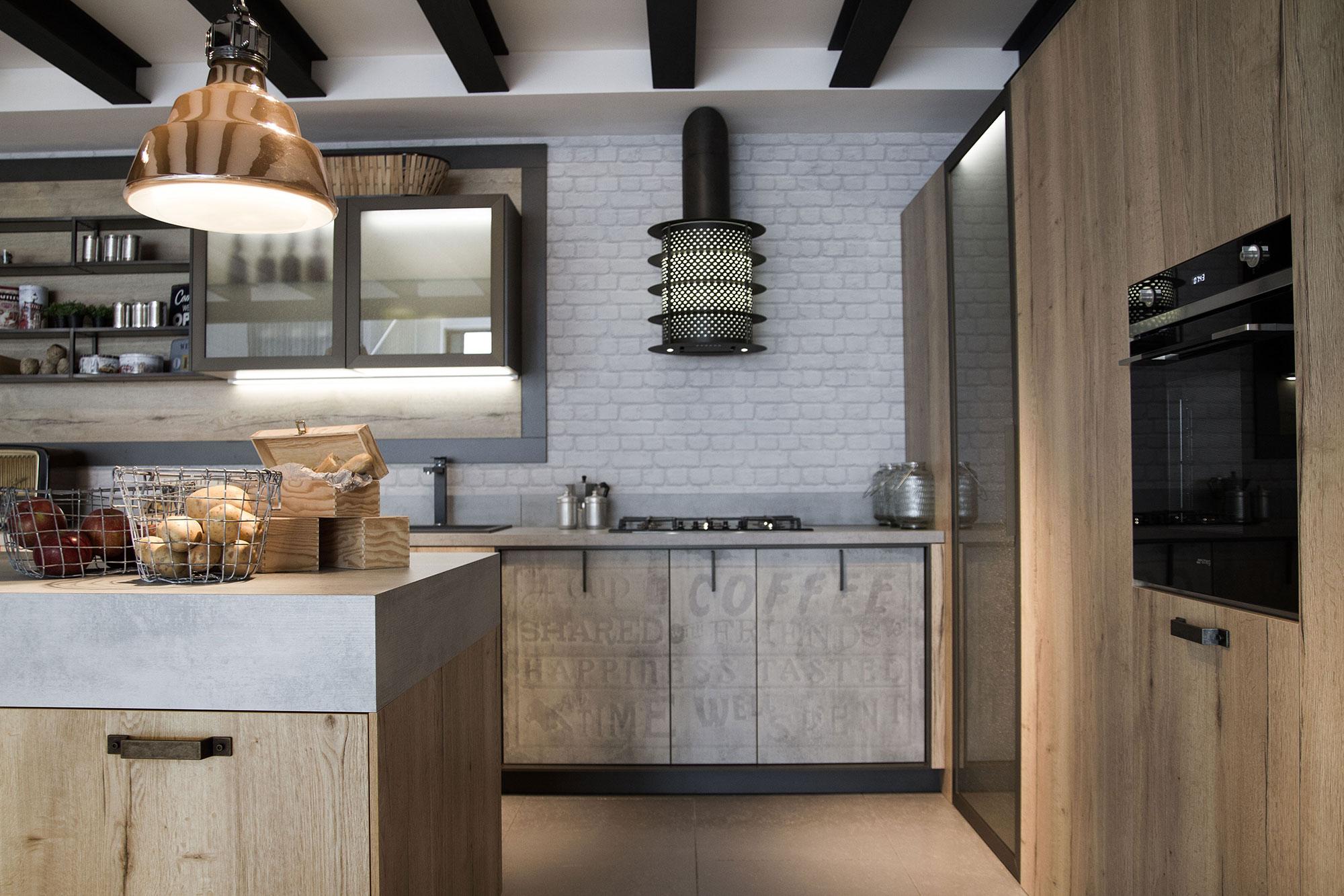 Loft cucina snaidero centro cucine oltrepo - Cucine snaidero moderne ...