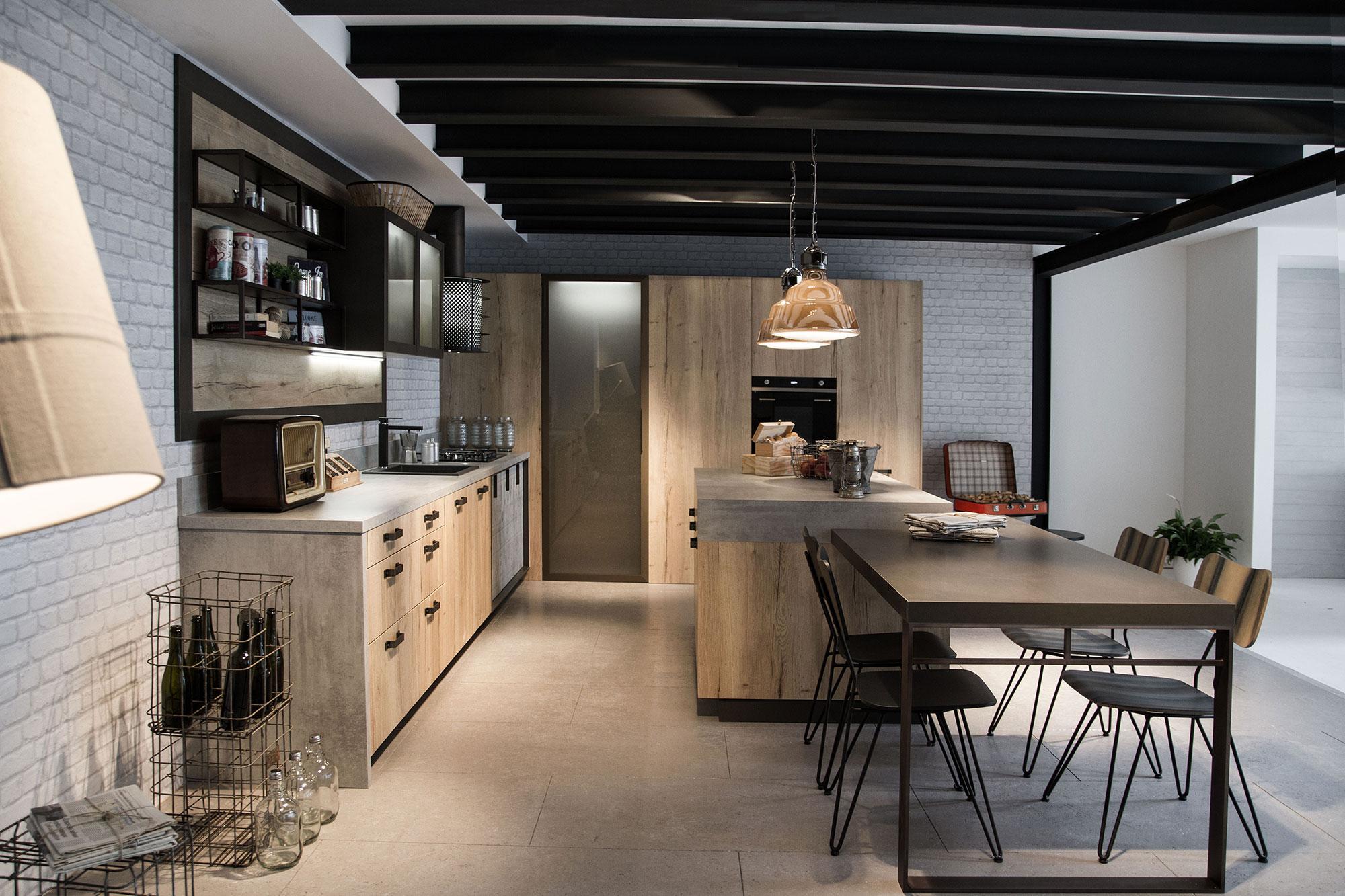 LOFT - Cucina Snaidero - Centro Cucine Oltrepo