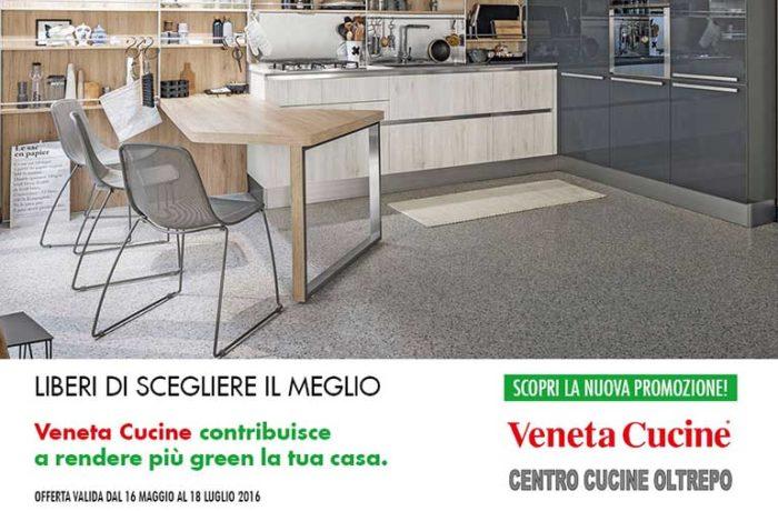Veneta Cucine: Promozione 2016. Elettrodomestici ad € 1,00 !