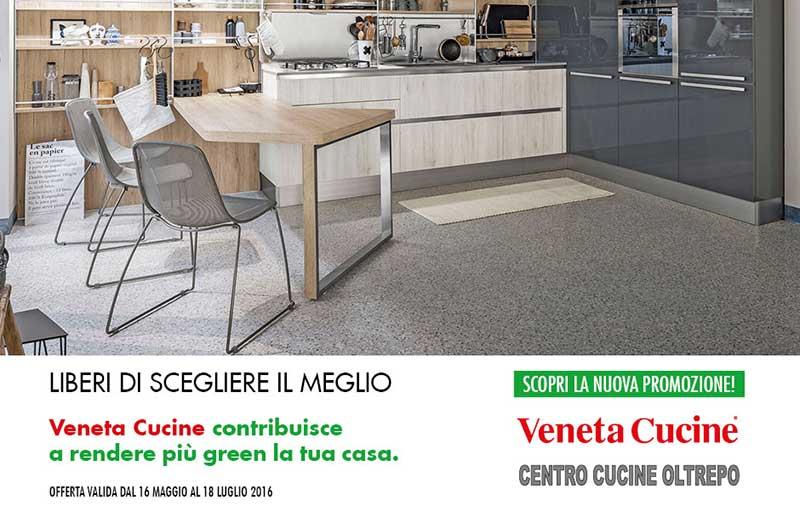 Veneta Cucine: Promozione 2016. Elettrodomestici ad € 1,00!