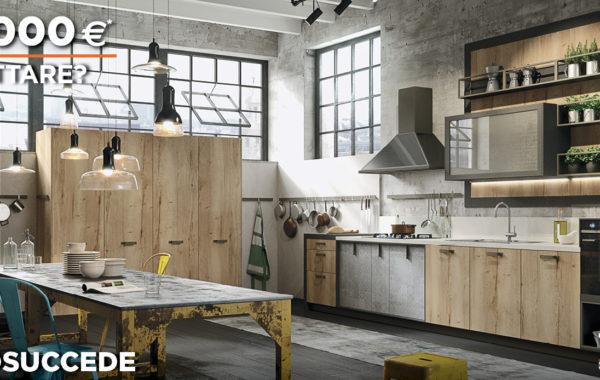 Promozioni cucine e arredamento centro cucine - Cucine a 1000 euro ...