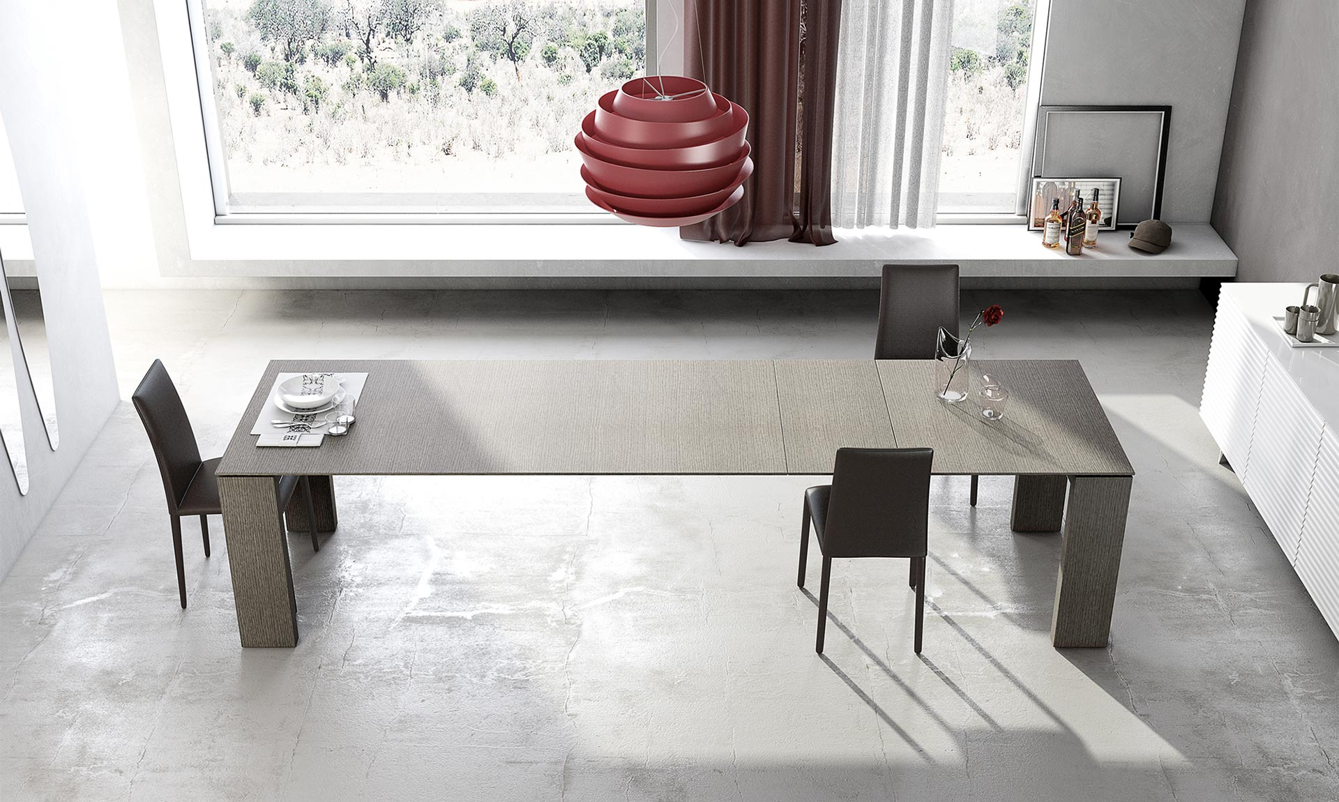 tavoli riflessi centro cucine oltrepo