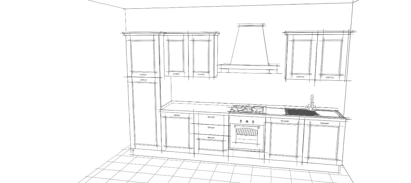 Cucine Classiche Standard