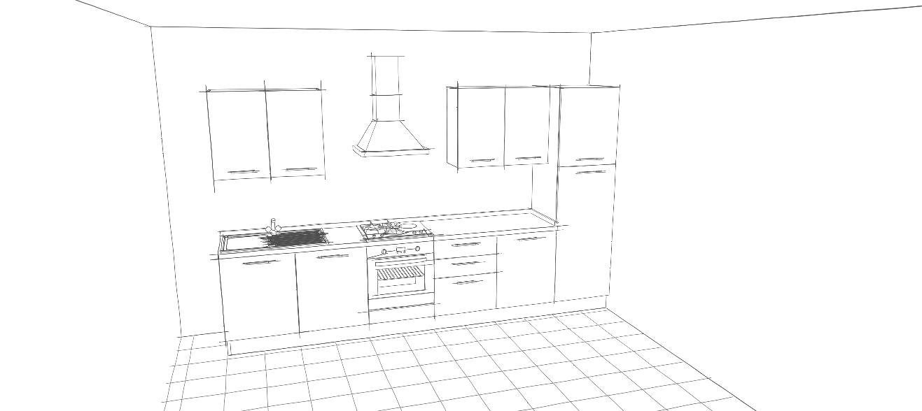 Cucine Moderne Standard