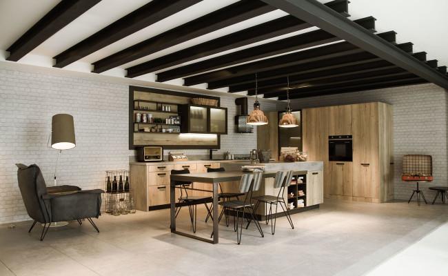 cucina-Loft-nobilitato-rovere-canyon-1
