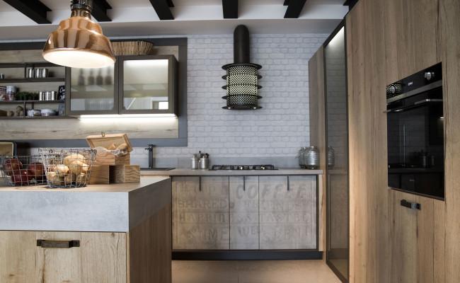 cucina-Loft-nobilitato-rovere-canyon-2