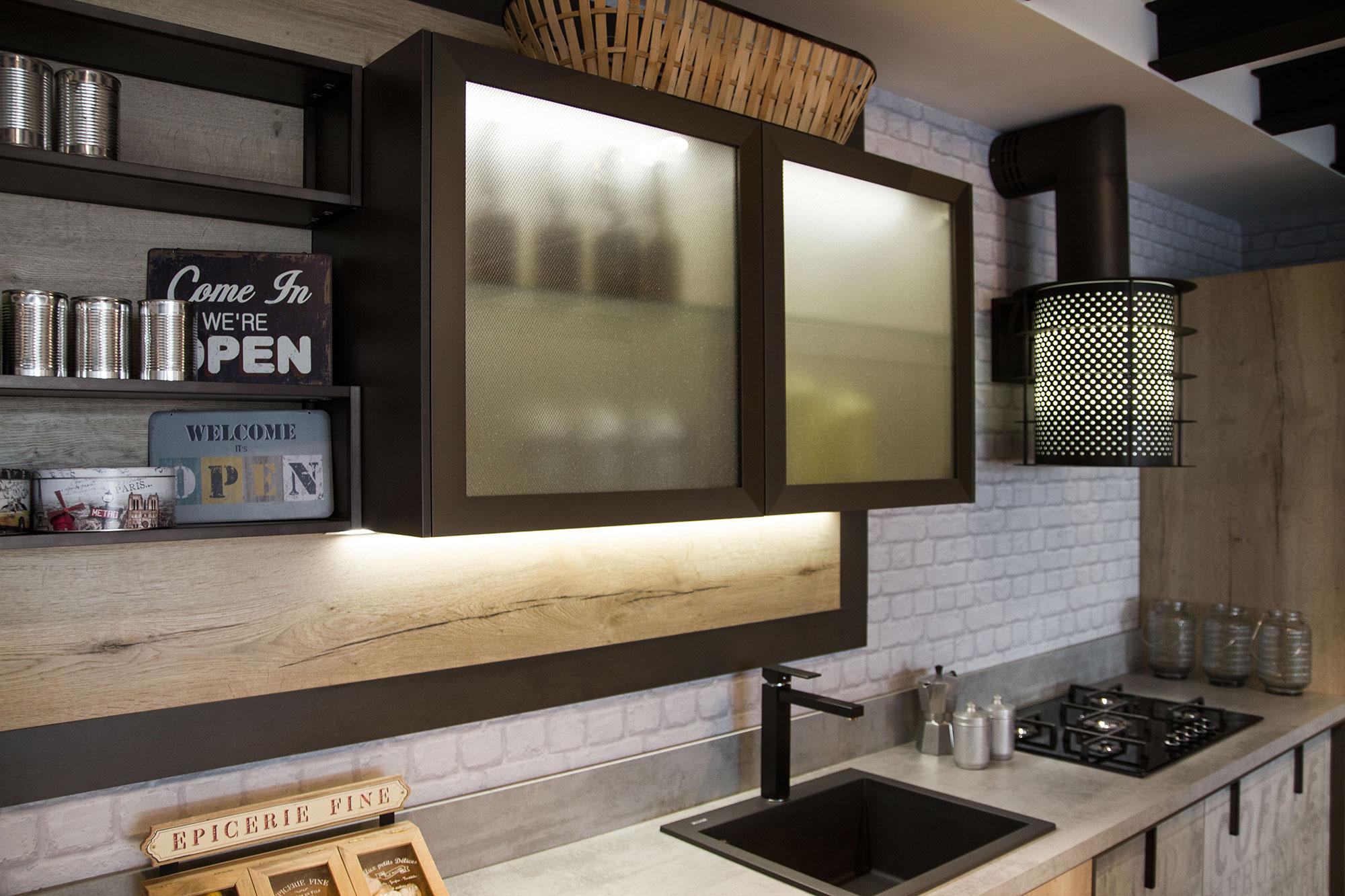 Veneta Cucine O Snaidero loft - cucina snaidero - centro cucine oltrepo