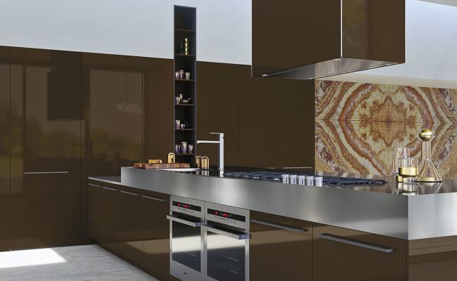 cucina-dettaglio-Opera-absolute-brown-1