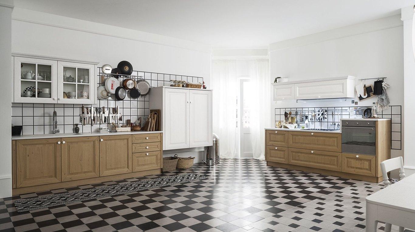 cucina-stile-classico - Centro Cucine Oltrepo