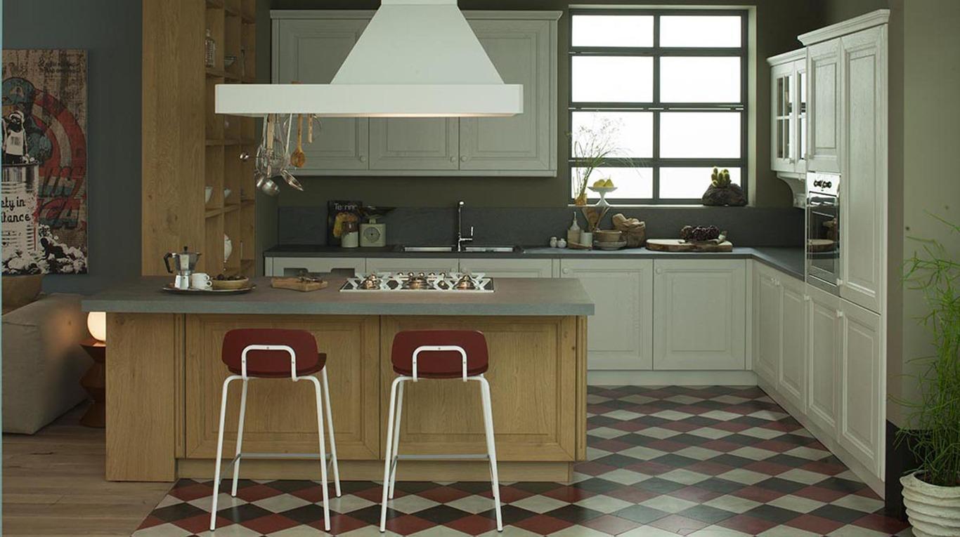 Veneta Cucine Classiche - Centro Cucine Oltrepò-Cucine su ...