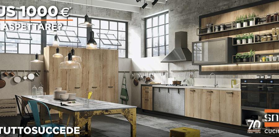 Cucina snaidero archives centro cucine oltrepo archivio - Cucine 1000 euro ...